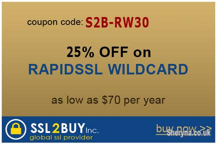 Picture of Best deal! Pay just $70 to get RapidSSL Wildcard