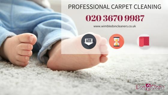 Picture of Carpet Cleaning in Wimbledon - Free Quotes