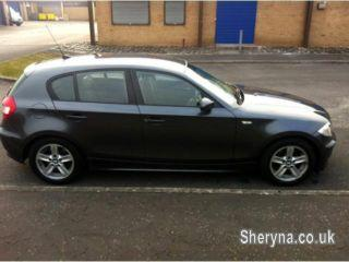 Picture of 2005 (55) BMW 1 SERIES 120D SPORT 5DR STEP AUTO + FSH 85K 0743877