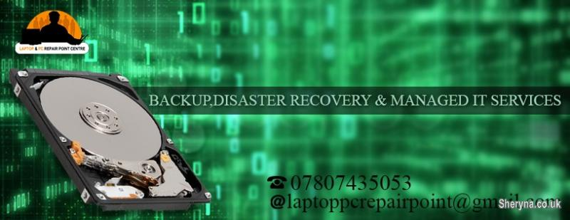 Picture of Get your precious data restored with our laptop repairing service