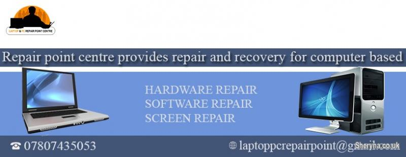 Picture of We provide all kind of laptop repair service for cheap rates in U