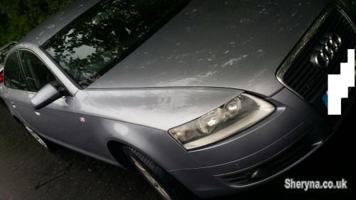 Picture of AUDI A6 2005 YEAR BREAKING FOR PARTS