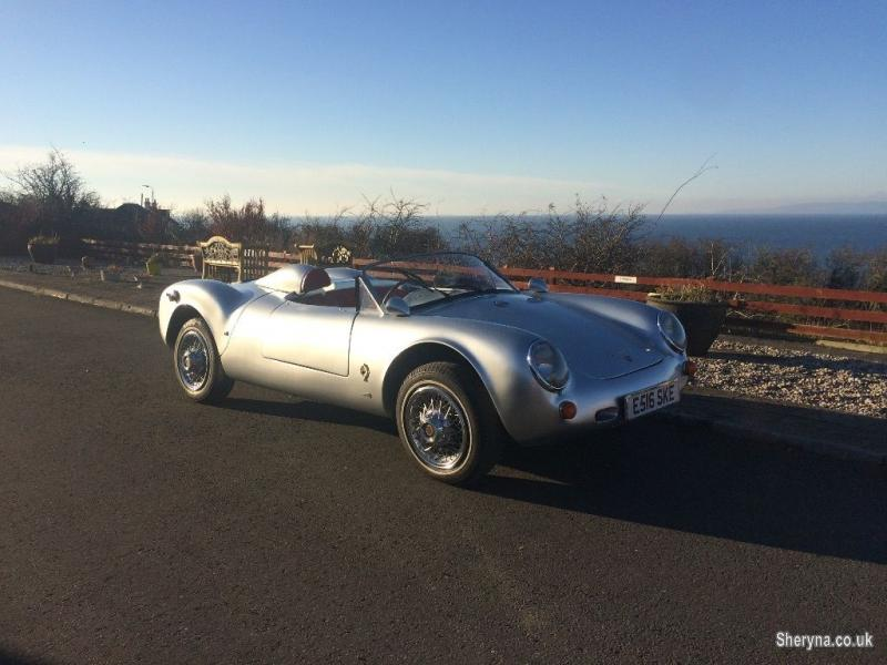 Kit Car Replica Porsche 550 Spyder Cars For Sale In South East Uk