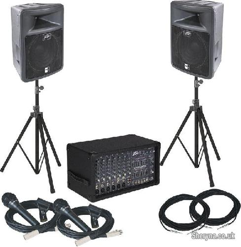 Picture of PA HIRE IN BOSTON LINCS LINCOLNSHIRE SOUND EQUIPMENT RENTAL