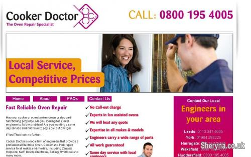 Picture of Cooker Doctor - The Oven Repair Specialist