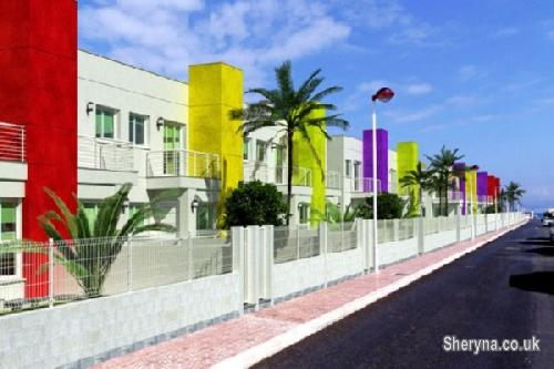 Picture of Property in Spain. New townhouse from builder in Denia