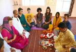 Learning at Ayurveda Schools in India