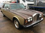 Classic car Rolls Royce Silver Shadow II