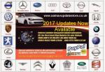 LATEST SATELLITE NAVIGATION UPDATES ( 2017 UPDATES NOW IN STOCK )