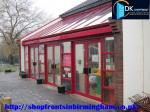 Shop Fronts Manufactured and Installed In Birmingham