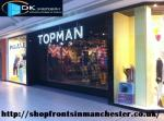 Shop Front Suppliers Manchester