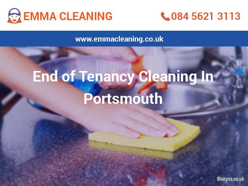 Picture of Reliable End of Tenancy Cleaning in Portsmouth