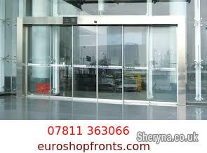 Picture of Benefits of Automatic Swing Doors