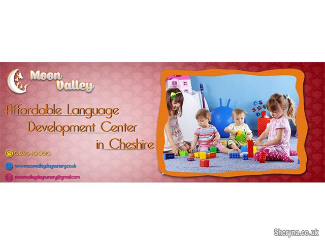 Picture of Affordable Language Development with Moon Valley Nursery