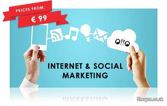 Picture of Improve your Sales with professional Internet Marketing