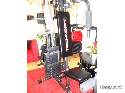 Home multi gym pro technofit for sale very cheap great bargain
