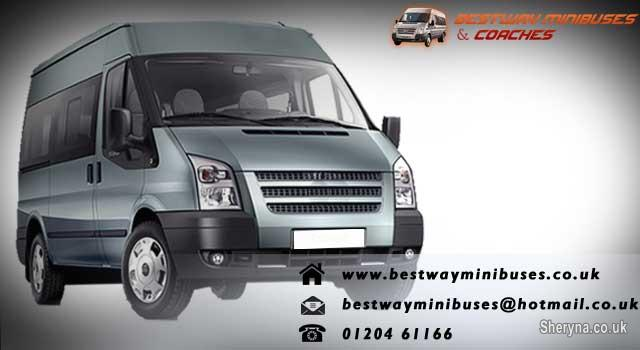 Picture of Discounted Minibuses for picnic, party and events in Bury