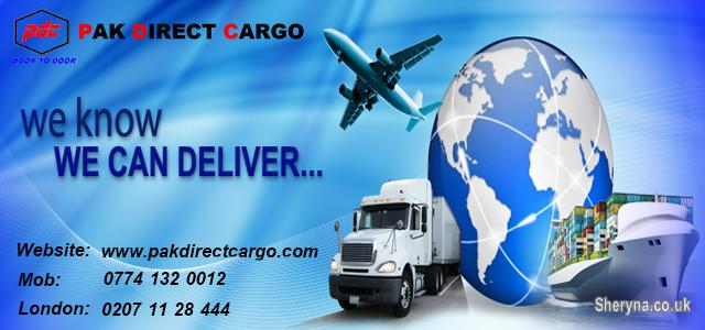Picture of We are offering discounted rates on all kind of cargo services.