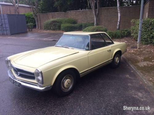 Picture of 1967 Mercedes-Benz 250SL