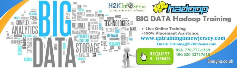 Picture of Big Data Hadoop Online Training-Attend Free DEMO